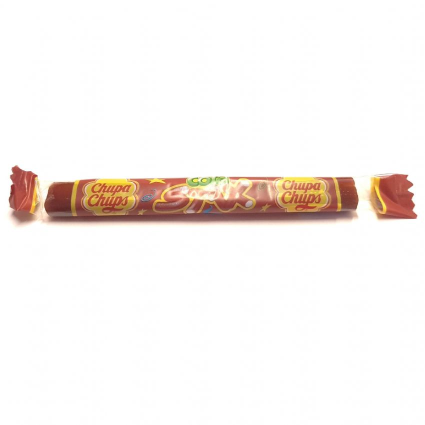 Cola Stix Chupa Chups Fruit Flavoured Sweets (1 Supplied) 10g